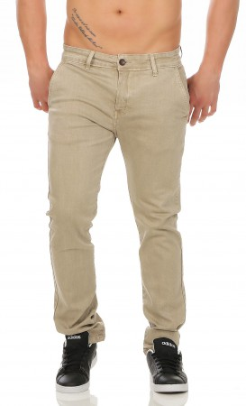 Herren Chino Hose Straight Fit ID161 – Bild 2