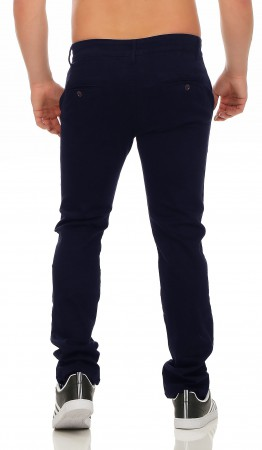 Herren Chino Hose Straight Fit ID161 – Bild 7
