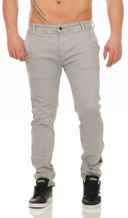 Herren Chino Hose Straight Fit ID161 – Bild 11
