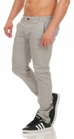 Herren Chino Hose Straight Fit ID161 – Bild 12