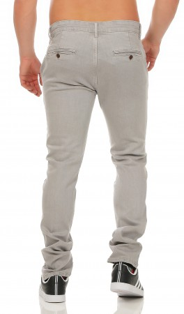 Herren Chino Hose Straight Fit ID161 – Bild 13