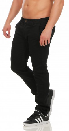 Herren Chino Hose Straight Fit ID161 – Bild 18