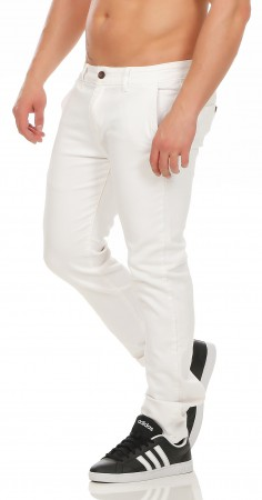 Herren Chino Hose Straight Fit ID161 – Bild 15