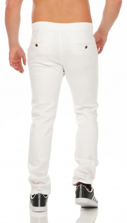 Herren Chino Hose Straight Fit ID161 – Bild 16