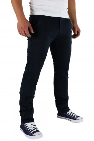 Herren Chino Hose Straight Fit ID263 – Bild 15