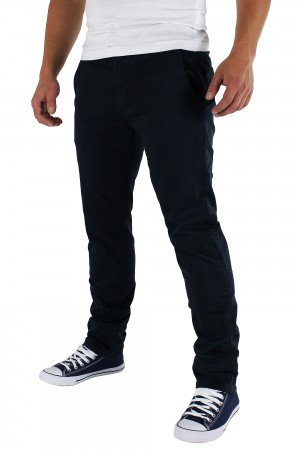 Herren Chino Hose Straight Fit ID263 – Bild 14