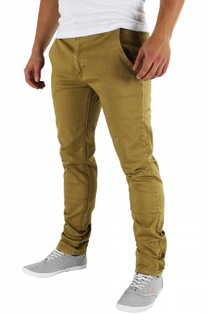 Herren Chino Hose Straight Fit ID263 – Bild 2