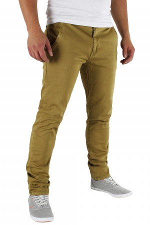 Herren Chino Hose Straight Fit ID263 – Bild 3