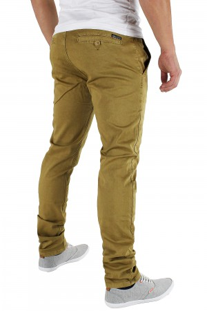 Herren Chino Hose Straight Fit ID263 – Bild 5